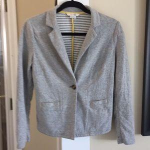 Bowden cotton blazer